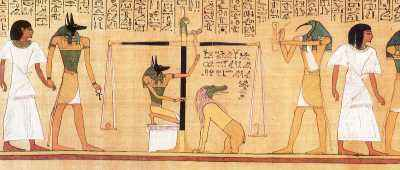 Horus accompagna il defunto