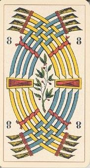 8 spade tarocchi